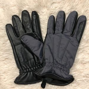 14th & Union Touch Screen Gloves Men's Size Medium